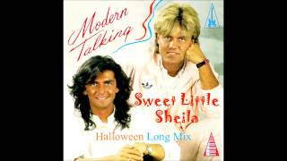 Modern Talking - Sweet Little Sheila  Halloween Long Mix