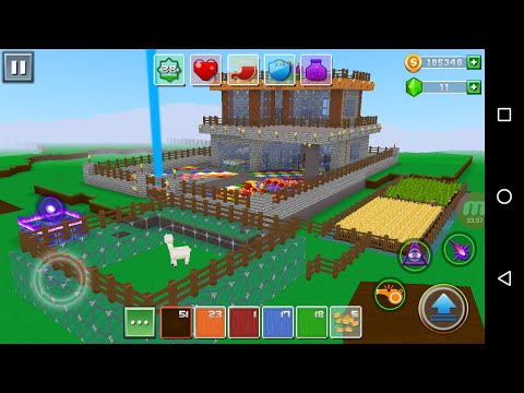 Exploration Craft 'CanadaDroid' Android Gameplay #60 | How To Make A Beautiful Home Part 12 |