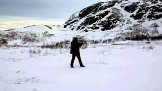 Охота на куропатку в ноябре видео