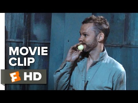 Atomica Movie CLIP - What Are You Not Telling Me? (2017) - Dominic Monaghan Movie