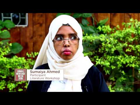 Somali Heritage Week 2016 - Highlights