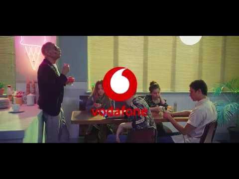 إعلان ڤودافون -الميجا تلف تلف مع سيد رجب