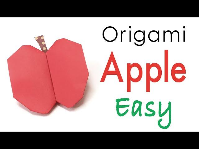 85 Origami Fruit Instructions Origami Fruit Instructions Origami