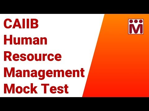 human-resource-management-mock-test-|-caiib-mock-test