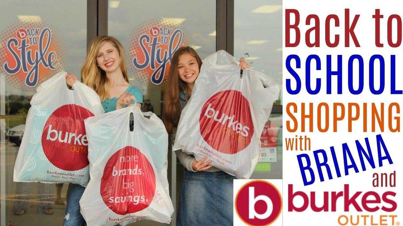 Burkes outlet shop online