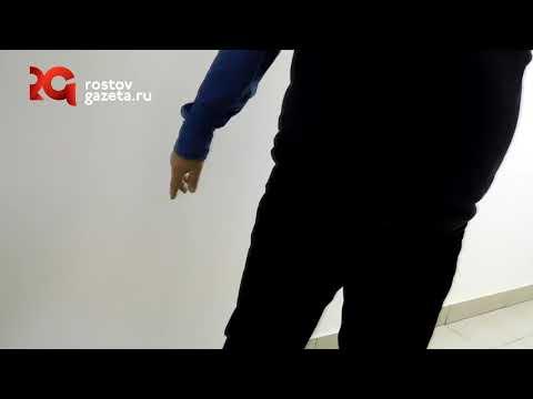 """Охрана ТЦ """"РИО"""" задерживает посетителя за видеосъемку"""