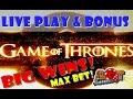 ★MAX BET GAME OF THRONES SLOT ★ Slot machine bonus at Encore Las Vegas ♠ SlotTraveler ♠