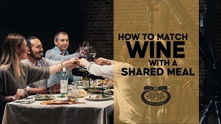 How To Match Wine with a Shared Meal | Brown Brothers