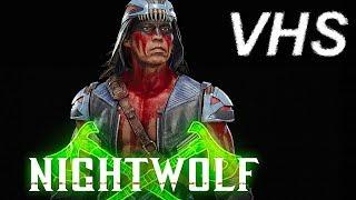 Mortal Kombat 11 - Трейлер Ночного Волка на русском - VHSник