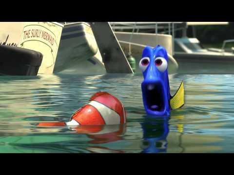 Buscando a Nemo 3D - Trailer en español HD