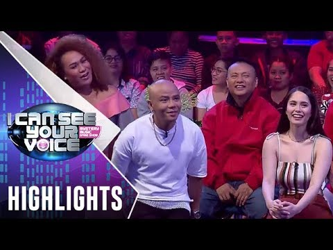 I Can See Your Voice PH: Jessy Mendiola as guest Singvestigator on I Can See Your Voice