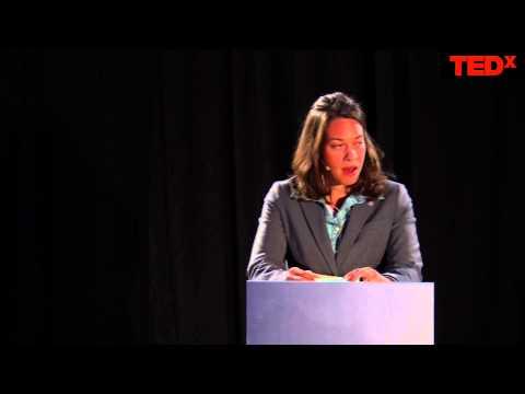 Strengthening Sustainability's 3rd E | Jenita McGowan | TEDxUrsulineCollege