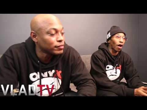 "Onyx on Battle Rappers: ""I'll Body All Them Ni**as!"""