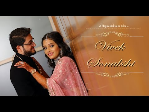 THE WEDDING FILM    SONAKSHI WEDS VIVEK   MUMBAI   2018   Book Our Photographer