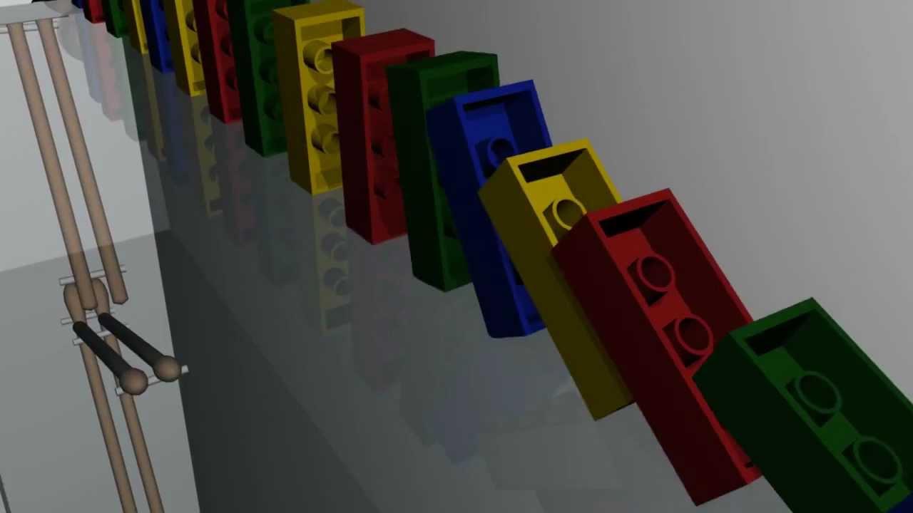 Rube Goldberg Machine - Music Machine - YouTube