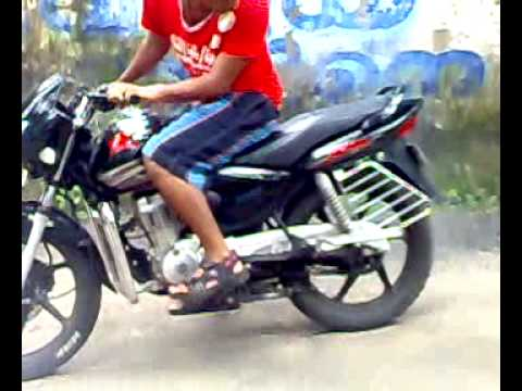 Winnie S Honda Shine Smokin Youtube