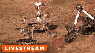 WATCH: Mars Perseverance Science Briefing - Livestream