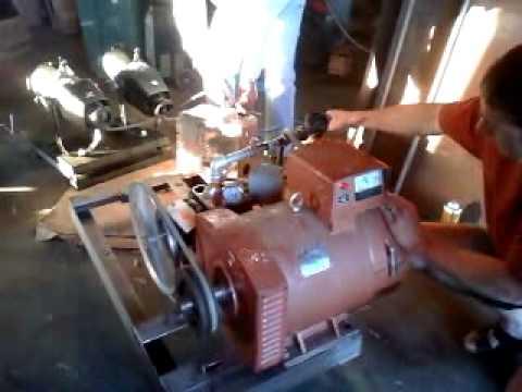 Air Powered Generator