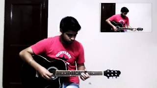 Dil Ko | Rehna Hai Tere Dil Mein 2001 | Guitar Cover