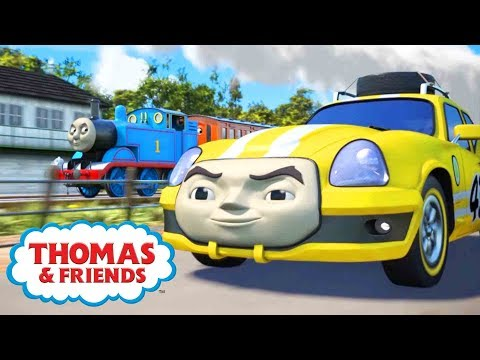 Thomas & Friends UK | Meet Ace of Australia! 🇦🇺| Thomas & Fr