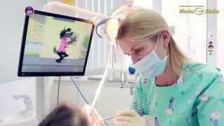 МедиЛайн-ТВ: Детская стоматология(1. Где в Ульяновске можно вылечить зубки ребенку? 2. Какие мультики показывают малышу на приеме? 3. Как психоло..., 2014-08-26T15:51:54.000Z)