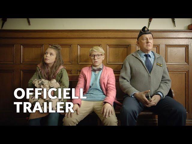 LasseMajas Detektivbyrå: Det första mysteriet (2018) - Trailer