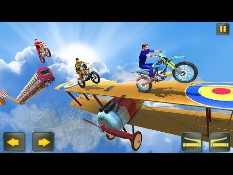 STUNT BIKE SPEED RIDER GAME Android Gameplay HD #Bike Games To Play #Games Download
