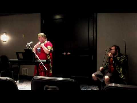 Only Hurts A Little Bit - Comic Book Goddess Productions - Live - Balticon 51