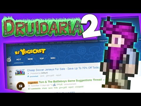 Terraria Season 2 #105 - We Read The Subreddit