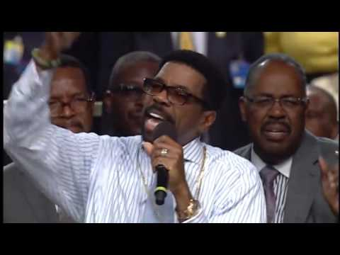 Bishop Darrell Hines Preaching/PRAISE BREAK 106th COGIC Holy Convocation 2013