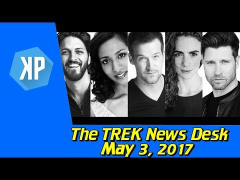 Thumbnail: Star Trek: Discovery - New Cast Added, and a surprising cast change!