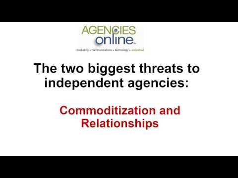 Monday Morning: The Two Biggest Threats to Independent Agencies - Part 2