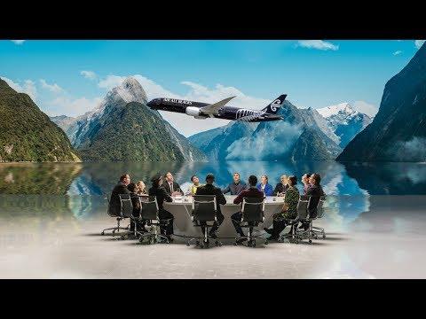 Air All Blacks #AirNZSafetyVideo