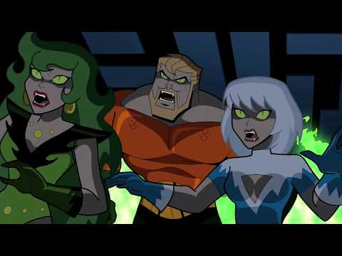 Bat-Vampire: Martian Manhunter! Friends Will Help! Become A Vampire!