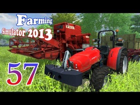 Farming Simulator 2013 ч57 - Мод GPS