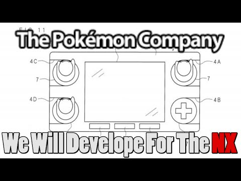 The Pokemon Company Confirmed The NX Is A Mobile Hybrid?