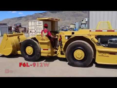 Eimco Jarvis Clark JS 220 Scooptram For Sale - Underground Mining Equipment For Sale