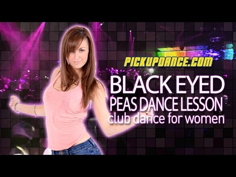 How To Dance To BLACK EYED PEAS   Club Dance For Women