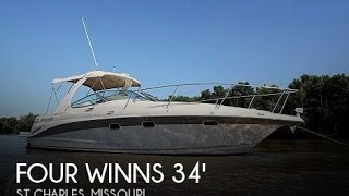 Used 2003 Four Winns 348 Vista for sale in St. Charles, Missouri