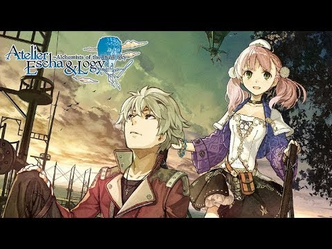 Atelier Escha & Logy: Alchemists of the Dusk Sky – The Movie / All Cutscenes + Complete Story 【HD】