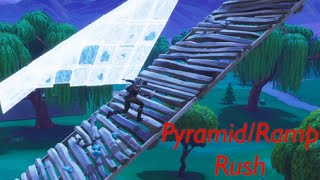 How To Pyramid/Ramp Rush On PS4 | Pro Tips: Fortnite
