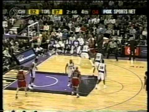 2002 Ron Mercer SICK up and under lay up