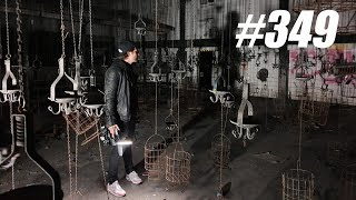 #349: Nacht in Verlaten Kolenfabriek [OPDRACHT]