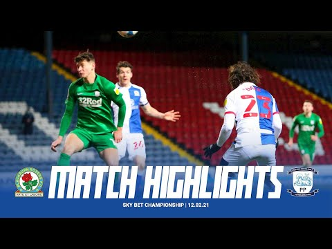 Blackburn Preston Goals And Highlights