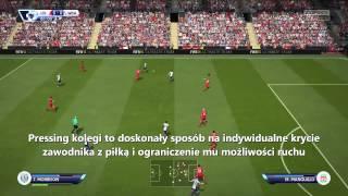 Skuteczna obrona w FIFA 15 - samouczek