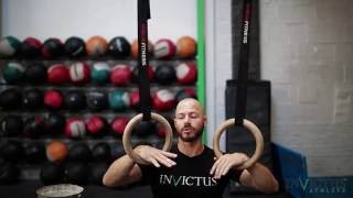 Fundamentals of the False Grip for Rings