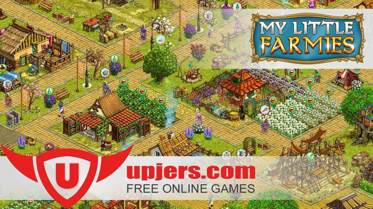 8 Games Like FarmVille - Other Farm and Social Games | HubPages