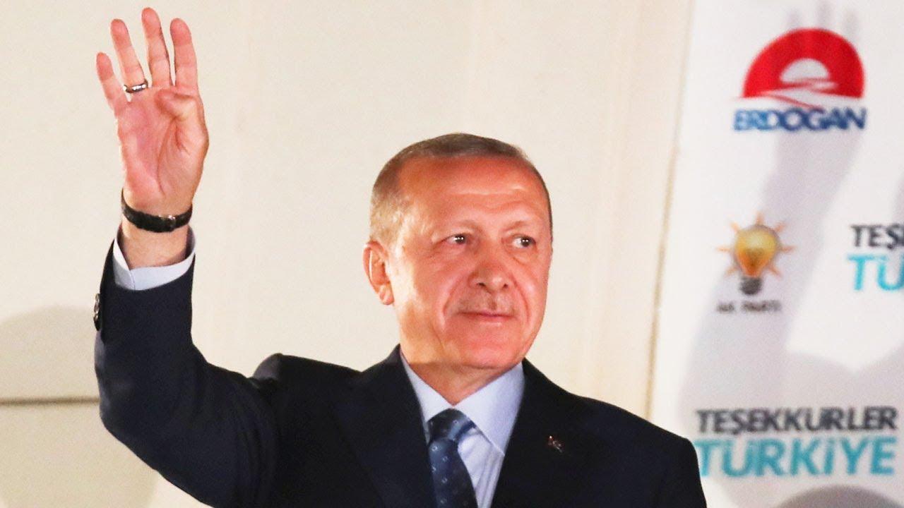 Erdogan wins another term as Turkey's president