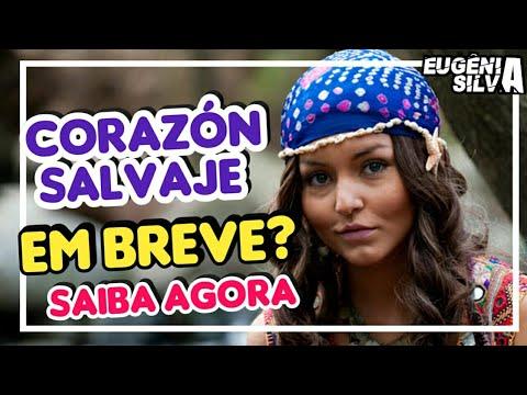 """CORAZÓN SALVAJE"" PODERÁ SER EXIBIDA NO SBT | por Eugênia Silva"