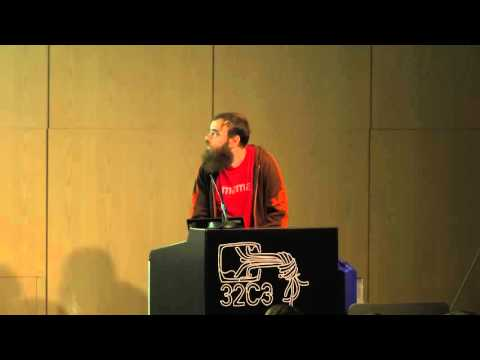 32C3 - Public Library Memory of the World